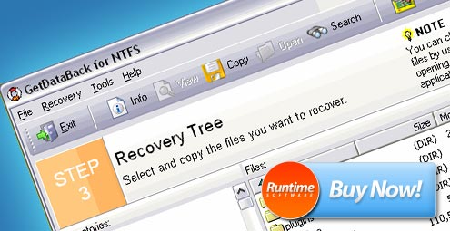 GetDataBack Data Recovery